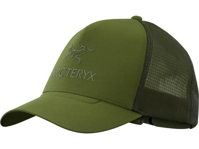 Arc'teryx Logo Trucker Cap bushwhack